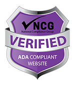 Verified ADA Compliant Website by National Compliance Group