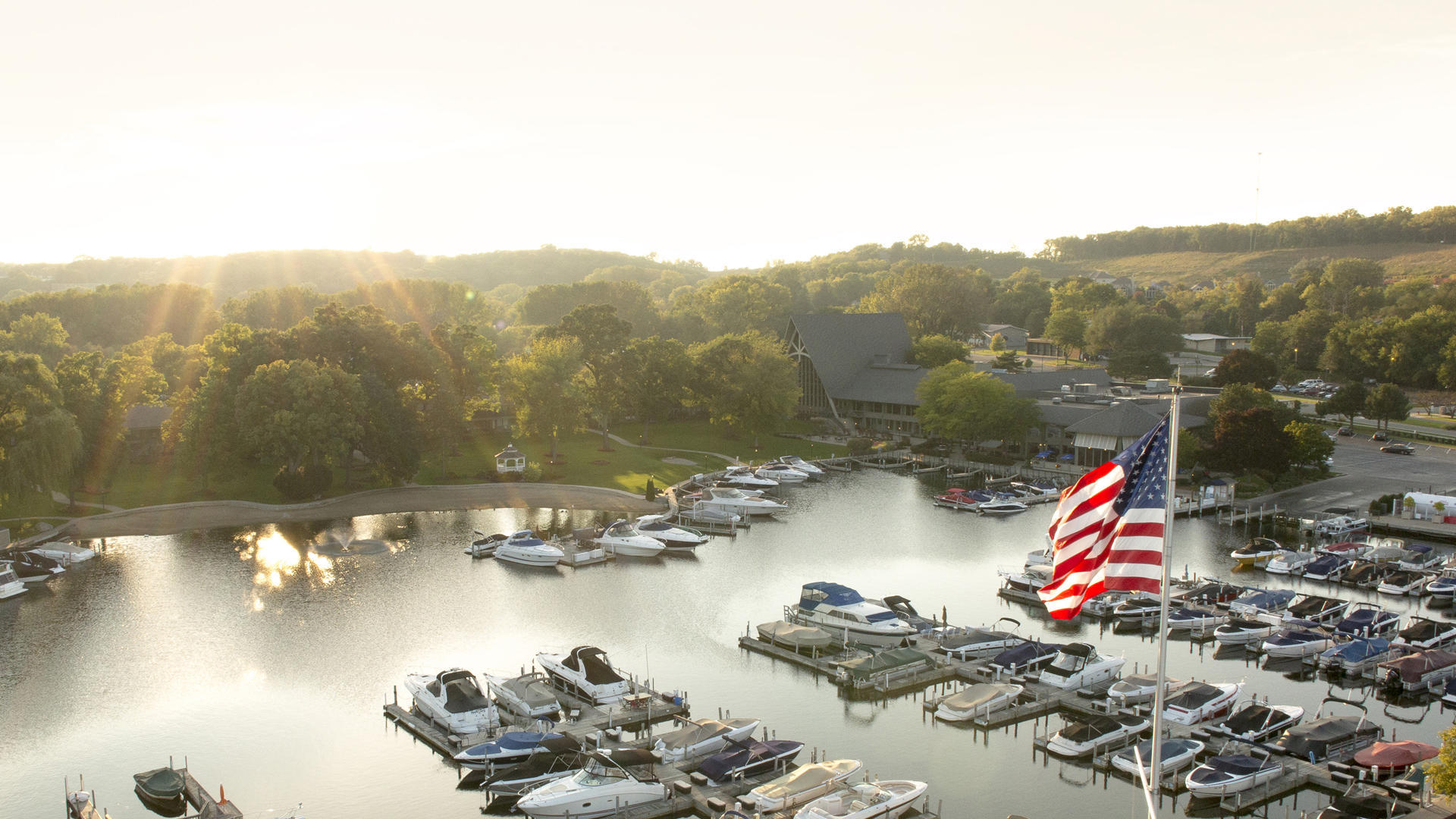 Abbey Harbor Lake Geneva Marina | The Abbey Resort