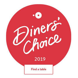open table diners choice award