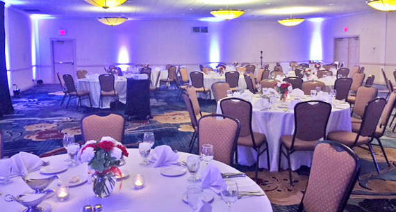 wisconsin ballroom wedding